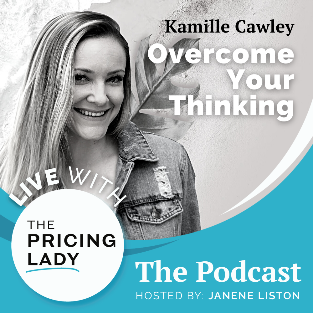 Kamile Cawley on Live with the Pricing Lady